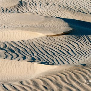 Namibian Sand Dunes Patterns