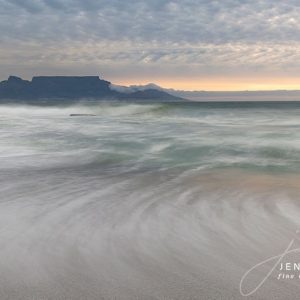 Table Mountain Seascape